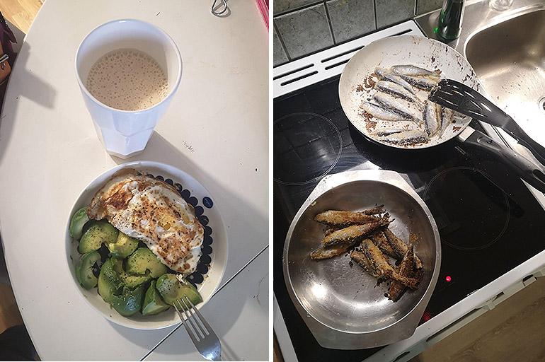 Ketogeeninen ruokapäiväkirja