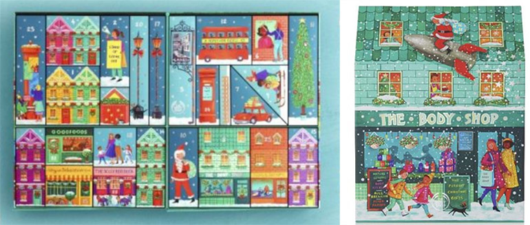 The Body Shop Dream Big This Christmas Ultimate Advent Calendar