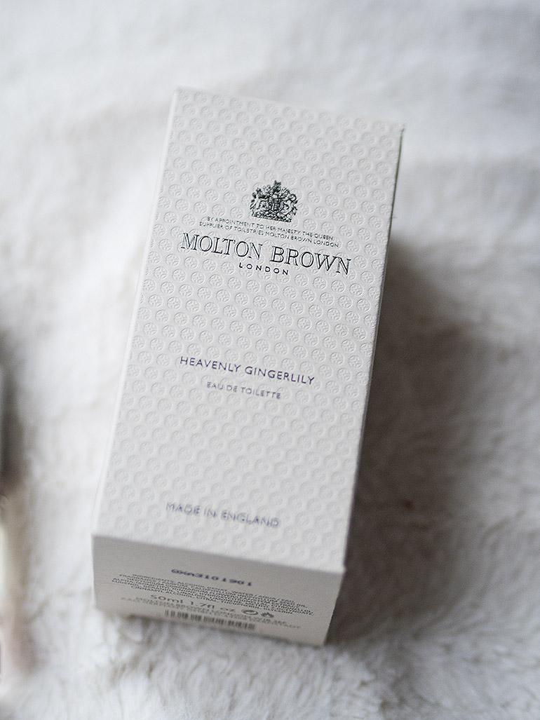 Molton Brown Heavenly Gingerlily EdT hajuvesi