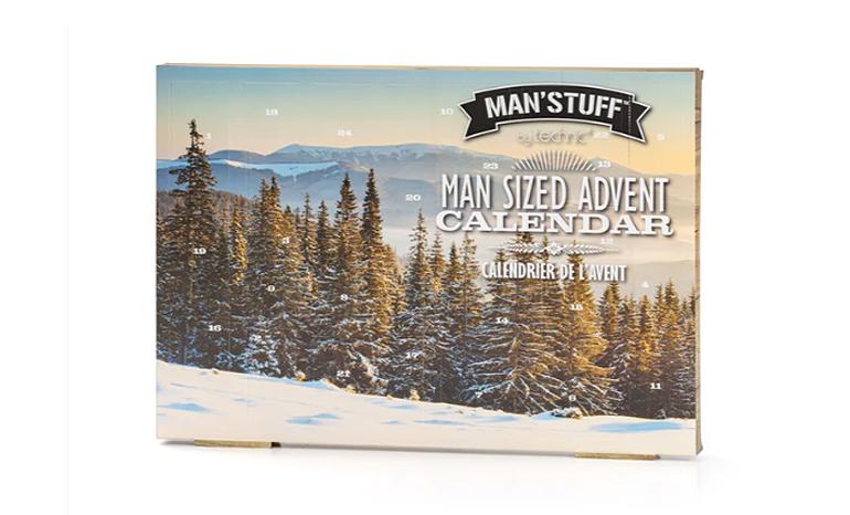 Man Stuff miesten joulukalenterit 2019