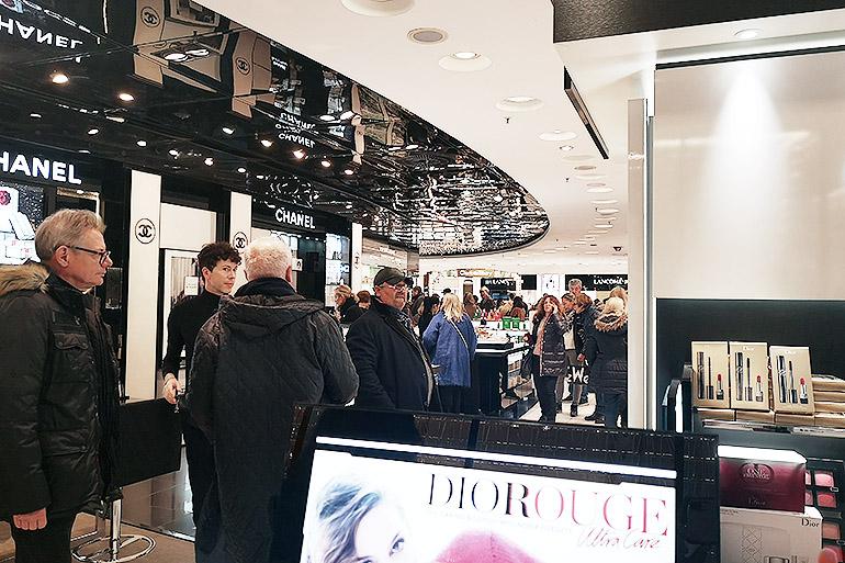 KaDeWe ostoskeskus Berliini