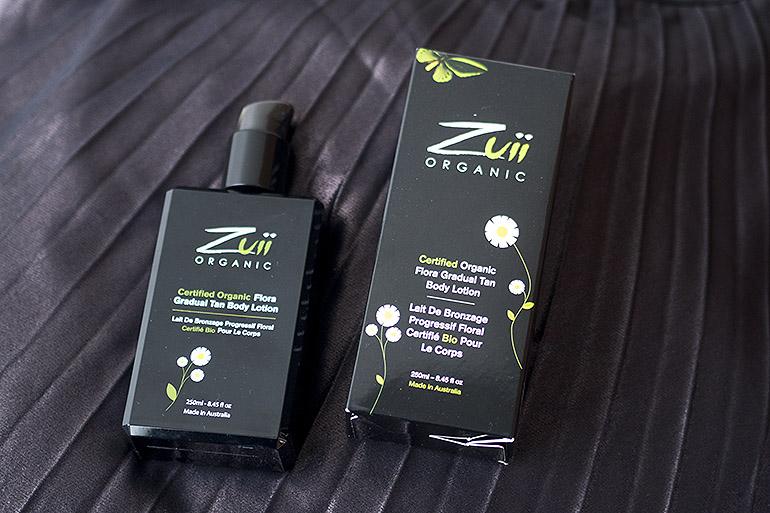 Zuii Gradual Tan Body Lotion päivettävä vartalovoide