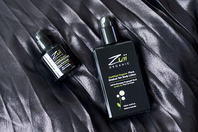 Zuii Organic Flora Luminising Cream Zuii Gradual Tan Body Lotion