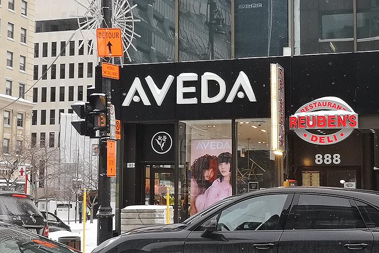 Aveda Montreal
