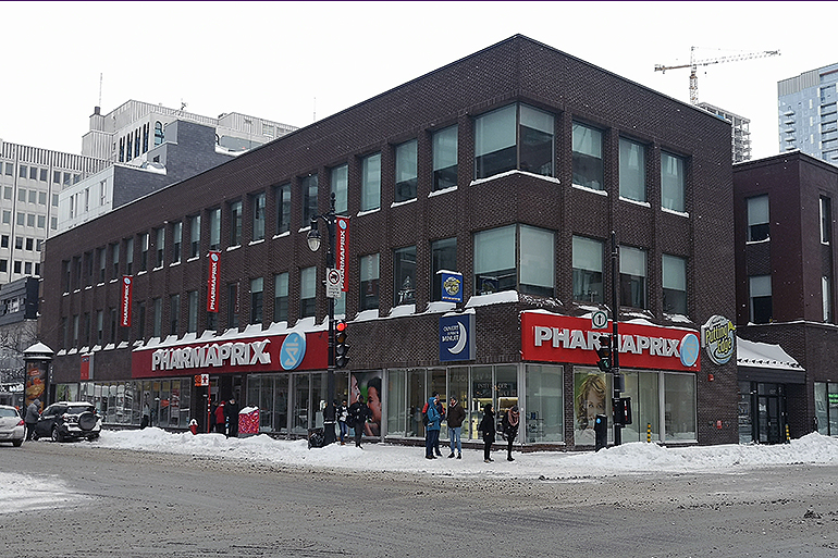 Kosmetiikkashoppailu Montrealissa Pharmaprix