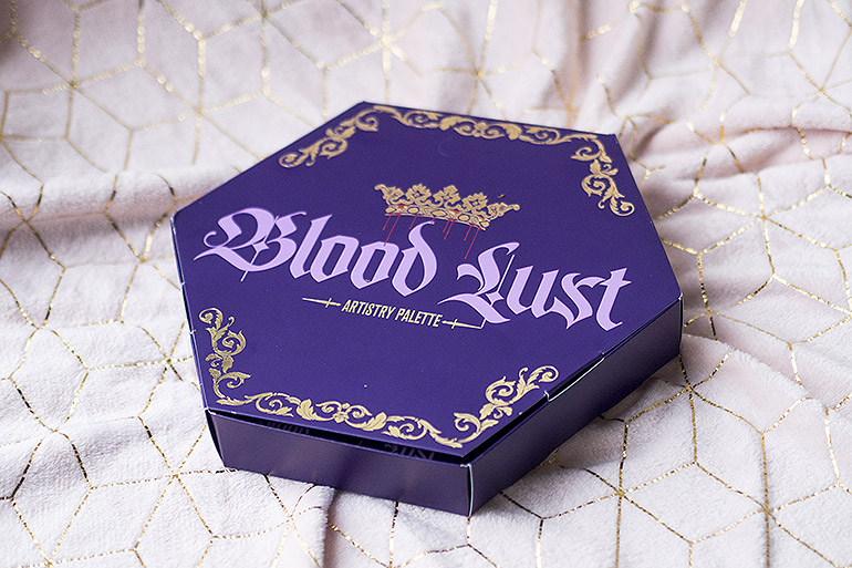 Jeffree Star Cosmetics Blood Lust -paletti