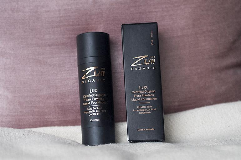 Zuii Organic LUX Flawless -meikkivoide