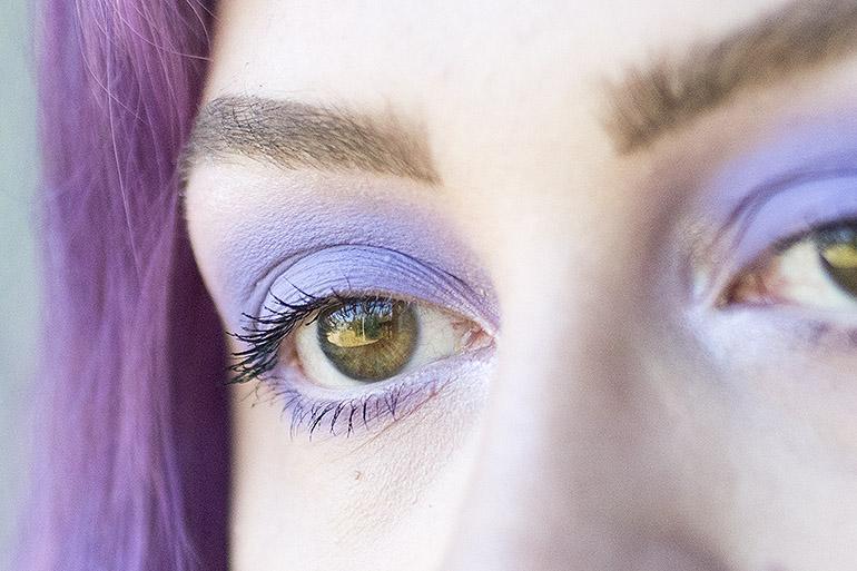 Superhelppo kesäinen silmämeikki