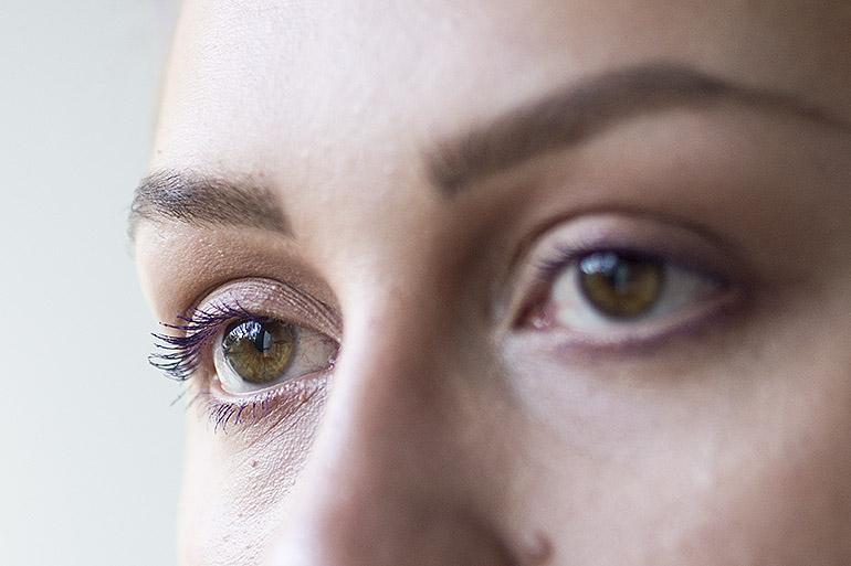 kesäinen silmämeikki