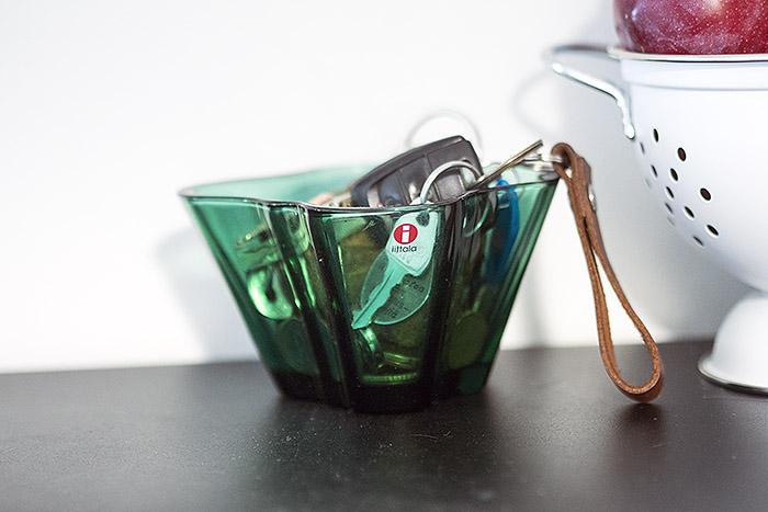 Alvar Aalto -kokoelma kulho 75 mm Smaradgi