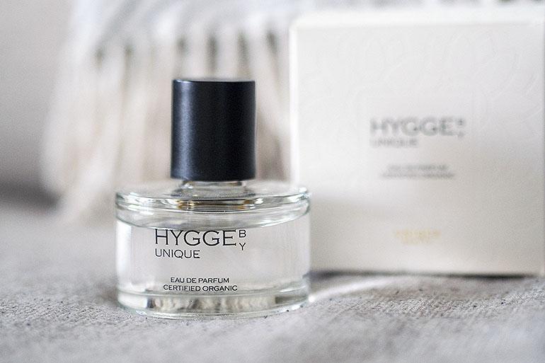 luonnonkosmetiikan hajuvesi Unique Beauty Hygge EdP