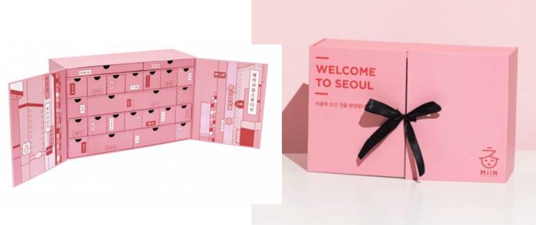korealainen kosmetiikka k-beauty joulukalenteri