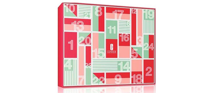 Clinique joulukalenteri