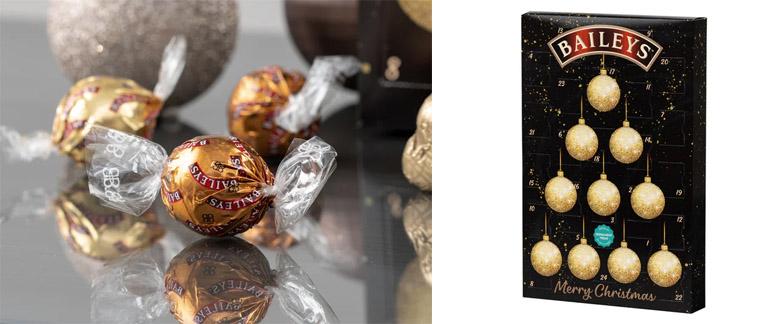 Baileys -suklaajoulukalenteri