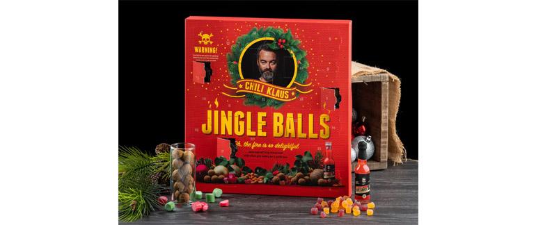 Chili Klaus -joulukalenteri aikuisten joulukalenterit