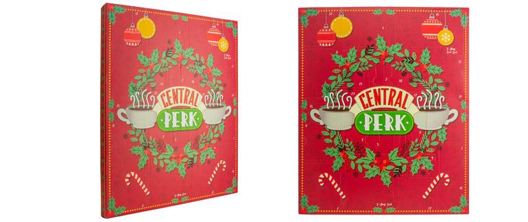 Friends Central Perk -joulukalenteri aikuisten joulukalenterit