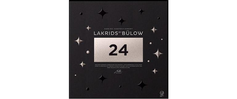 Lakrids by Bülow -joulukalenteri