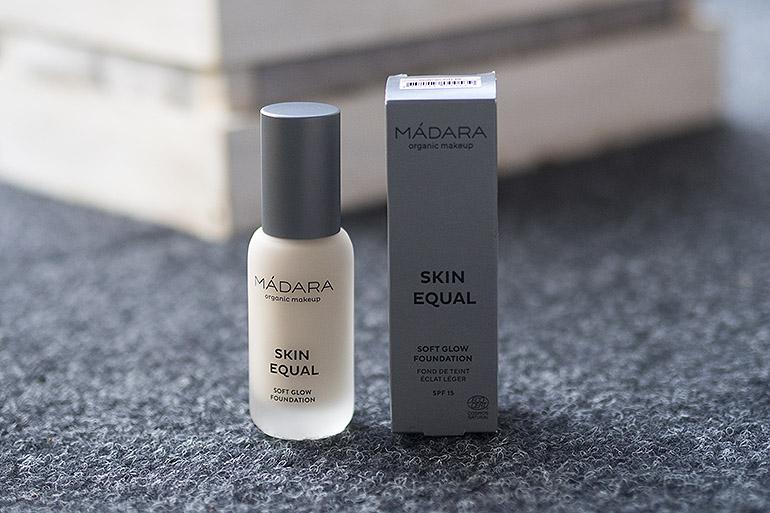 Mádara Skin Equal -meikkivoide