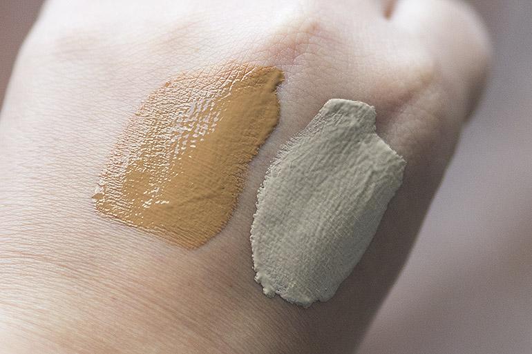 Mádara Skin Equal -meikkivoide swatch