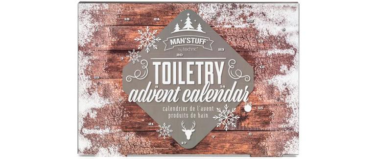 Man Stuff miesten joulukalenterit Coolstuff