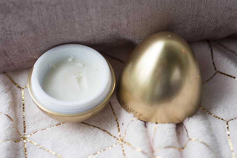 ihonhuokosia häivyttävä pohjustusvoide TonyMoly Egg Egg Pore Silky Smooth Balm