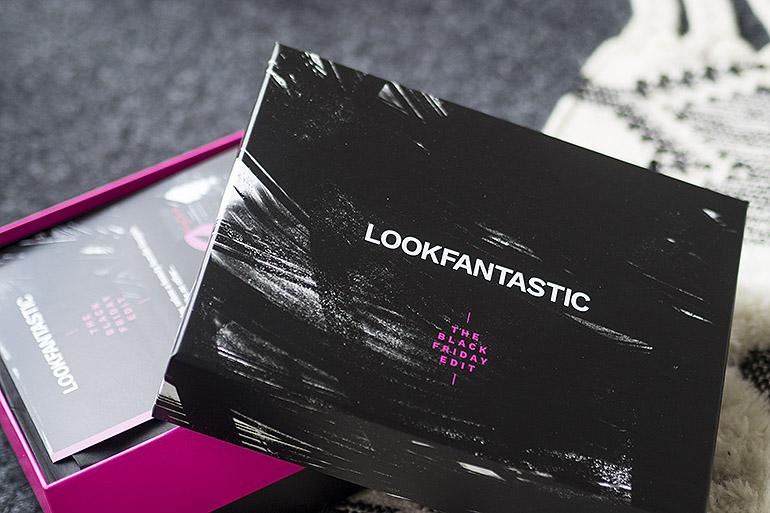 Lookfantastic Black Friday Box erikoisboksi erikoisjulkaisu