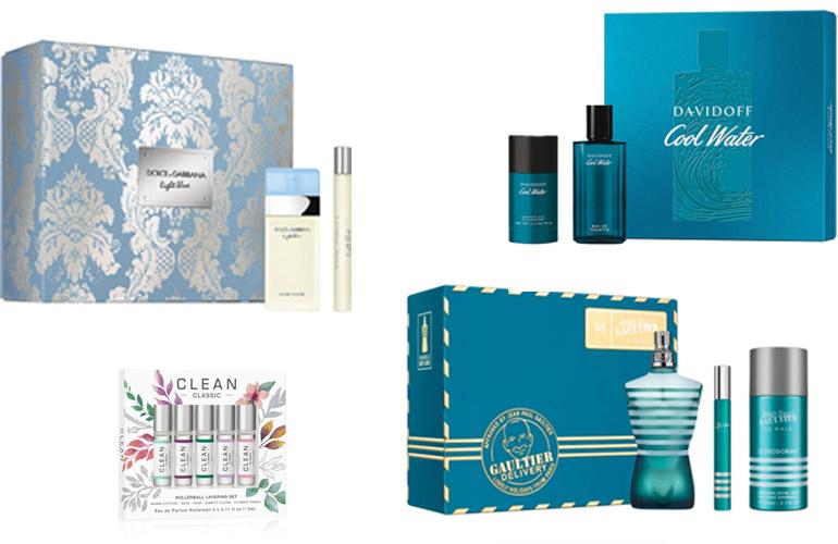 tuoksupakkaukset lahjaksi