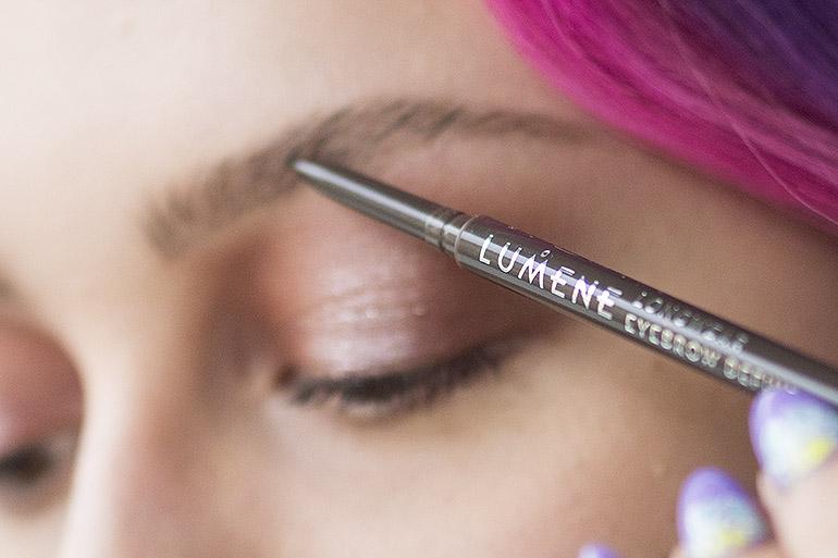 Lumene Longwear Eyebrow Definer -kulmakynä