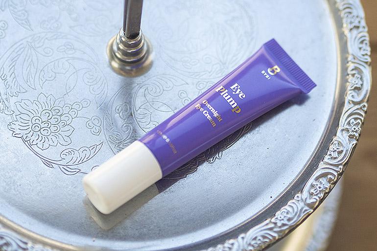 Bybi Beauty Eye Plump Overnight eye cream kosteuttava silmänympärysvoide
