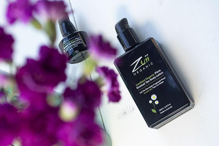 kesän hehku luonnonkosmetiikalla House of Organic Zuii Organic Gradual Tan