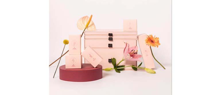 Bearel K-Beauty joulukalenteri: Let Your Skin Bloom korealaisen kosmetiikan joulukalenteri