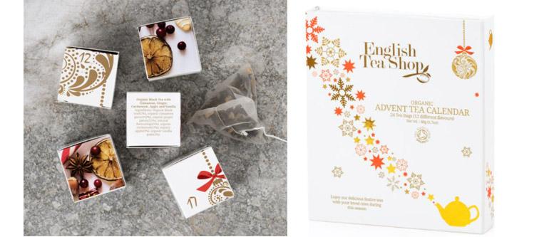 English Tea Shop tee joulukalenteri