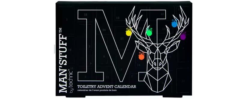 Man stuff joulukalenteri